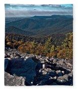 Blackrock Summit Toned Fleece Blanket