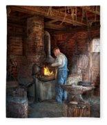 Blacksmith - The Importance Of The Blacksmith Fleece Blanket