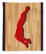 Blake Griffin Los Angeles Clippers Fleece Blanket