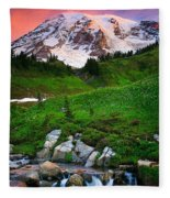 Blazing Dawn Fleece Blanket