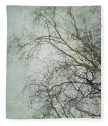 bleakly II Fleece Blanket