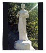 Blessed Francis Xavier Seelos C.ss.r. - New Orleans La  Fleece Blanket