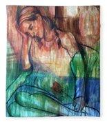 Blind Date Fleece Blanket