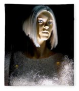 Blonde Highlights Fleece Blanket