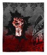 Blood Lust Fleece Blanket