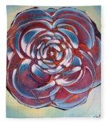Bloom II Fleece Blanket