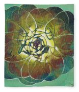 Bloom IIi Fleece Blanket