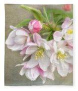 Blossom Festival Fleece Blanket