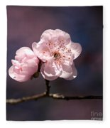 Blossom Fleece Blanket