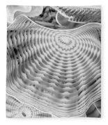 Blown Glass Infrared Fleece Blanket