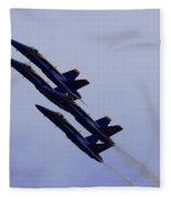 Blue Angels Fleece Blanket