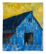 Blue Barn Number One Fleece Blanket
