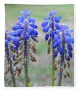 Blue Bells 2 Fleece Blanket