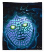 Blue Demon Fleece Blanket