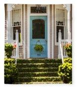 Blue Door  Ivy Stairs Fleece Blanket