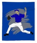 Blue Jays Shadow Player3 Fleece Blanket