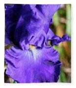 Blue June Fleece Blanket