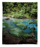 Blue Lagoon Fleece Blanket