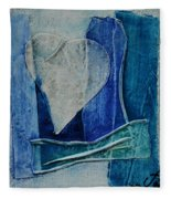Blue Love 11 Fleece Blanket