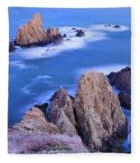 Blue Mermaids Fleece Blanket