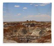 Blue Mesa - Painted Desert Fleece Blanket