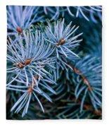 Blue Spruce Fleece Blanket