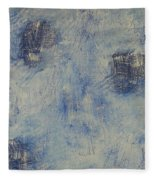 Blueish Fleece Blanket