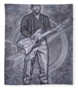 Bo Diddley - Have Guitar Will Travel Fleece Blanket