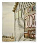 Boardwalk Empire Fleece Blanket