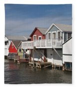 Boathouse Row Fleece Blanket