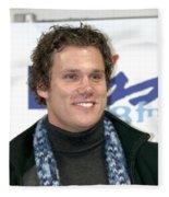 Bob Guiney Fleece Blanket