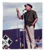 Bob Hope Fleece Blanket