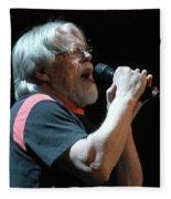 Bob Seger 3692-1 Fleece Blanket