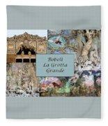 Boboli La Grotta Grande 1 Fleece Blanket