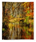 Bob's Creek Fleece Blanket
