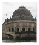 Bode Museum - Berlin - Germany Fleece Blanket