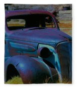 Bodie Plymouth Fleece Blanket