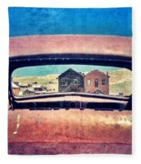 Bodie Through Car Window Fleece Blanket