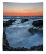 Boiling Point Fleece Blanket