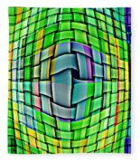 Bold And Colorful Phone Case Artwork Designs By Carole Spandau Cbs Art Exclusives 103 Fleece Blanket