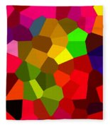 Bold And Colorful Phone Case Artwork Designs By Carole Spandau Cbs Art Exclusives 107  Fleece Blanket