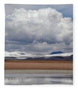 Bolivia 6 Fleece Blanket