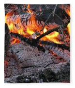 Bonfire Fleece Blanket