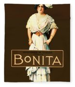 Bonita Fleece Blanket