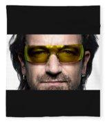 Bono  Fleece Blanket
