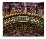 Borough Archway Fleece Blanket