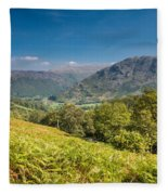 Borrowdale Fleece Blanket