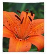 Botanical Beauty 1 Fleece Blanket