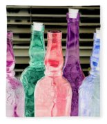Bottles Up - Photopower 295 Fleece Blanket