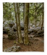 Boulder Woods Fleece Blanket